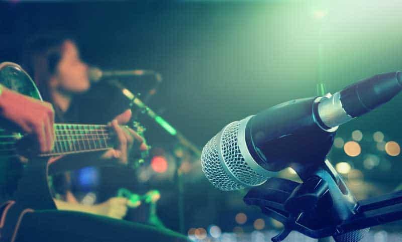 sonorizacion de conciertos